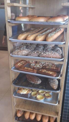 Bread and dessert
